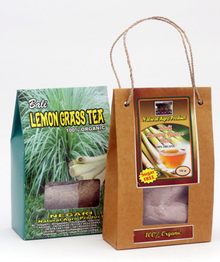 Natural Lemon Grass Tea
